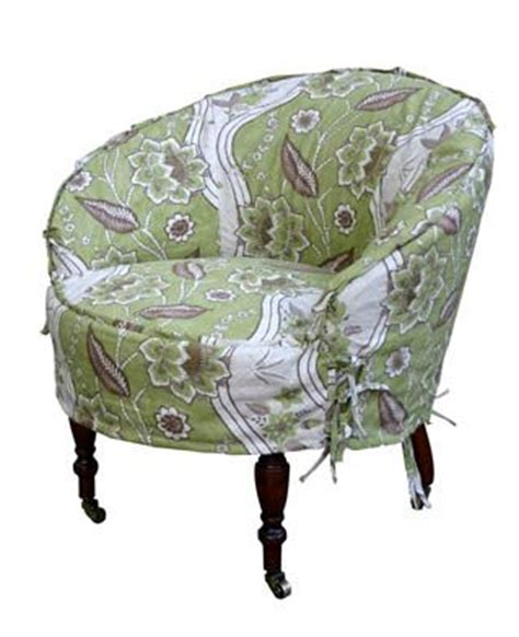 barrel chair slipcovers 1000 images about chair covers on