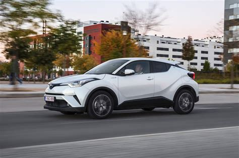Toyota Chr Hybrid Modification by 2017 Toyota C Hr 1 8 Hybrid Review Autocar