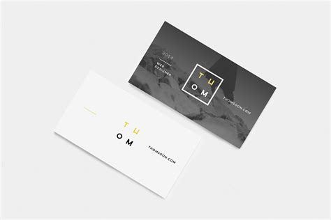 All free mockups and resources for your projects. 70+ Free PSD Business Card MockUps for great deals! | Free ...