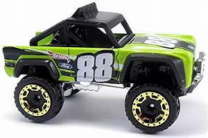 Custom Ford Bronco - 67mm - (2008) | Hot Wheels Newsletter