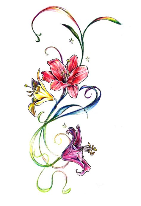 lilie vorlage tattoostudio bewertung de