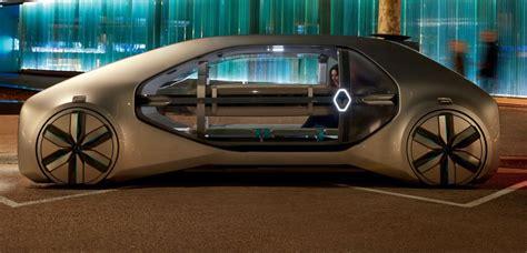 Renault Ez-go 'robo-vehicle