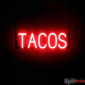 TACOS Sign