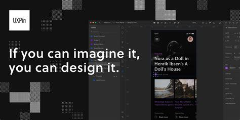 uxpin  premier ux design platform