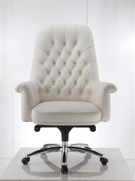 Where To Buy Desk Chairs - new white quot grandoli quot office chair provincial