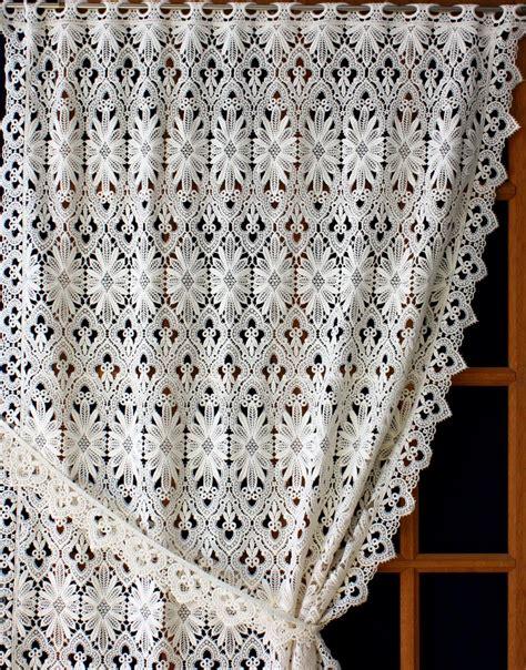rideau macramé cuisine rideau macramé sur mesure aspect crochet