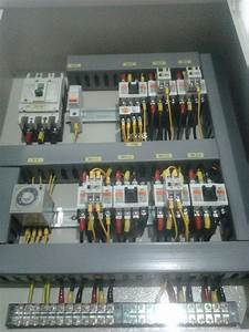 Etnik Sugitama Engineering  Gambar Panel Kontrol Listrik Pompa Air 3 Phase