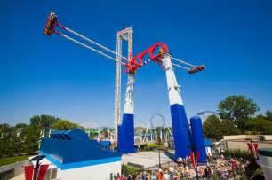 Valley Fair Shakopee MN Amusement Park Rides