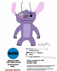 Experiment 628 Reference Sheet by MarkKB on DeviantArt