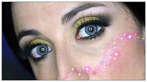 lentillas, azules, para, ojos, oscuros