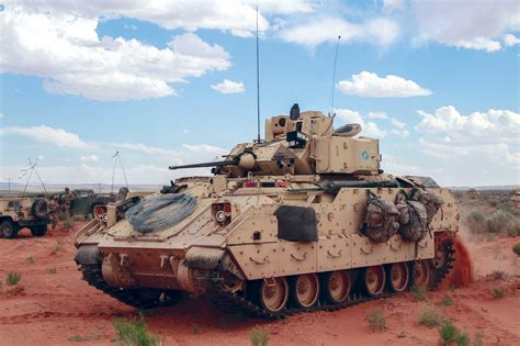 Optionally Manned Fighting Vehicle Program Nixed by U.S ...
