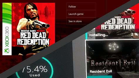 install red dead redemption  xbox