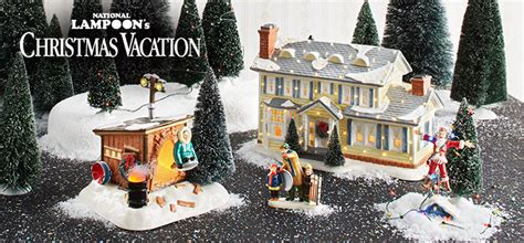 dept 56 christmas vacation village department 56 national loon s vacation buildings and accessories