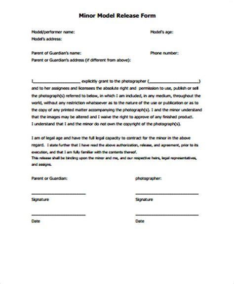 Standard Model Release Form Template by Model Release Form Template Slr Lounge Upcomingcarshq