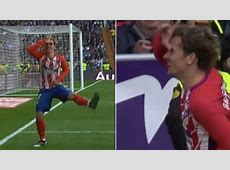 Antoine Griezmann Trolls Real Madrid Fans By Performing
