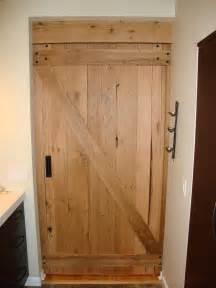 this beautiful rustic sliding barn door was built from With barn doors orlando