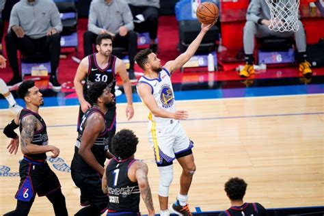 NBA: Curry Drops 49 On 76ers In Record-breaking Display ...