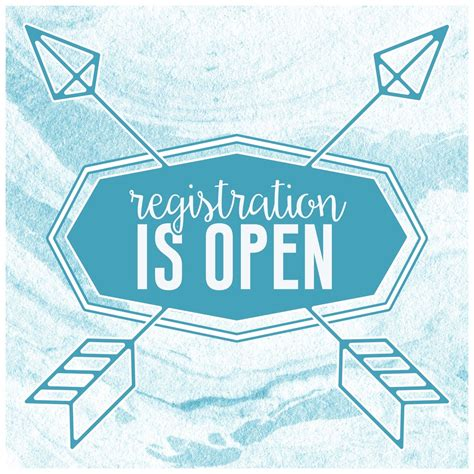 Registration Is Open! — Overflow
