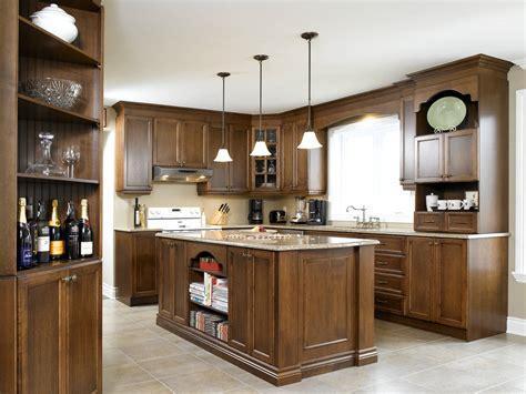 cuisines bois élégante sobriété cuisine bois érable quartz
