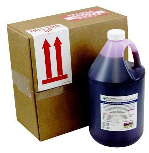 inhibitor rust boiler corrosion chemical anti outdoor wood gallon treats 2x1 1000lb pack gallons fresh 1000 water chemworld