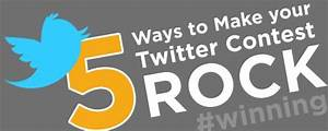 Five Things That Make a Great Twitter Contest