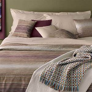 top3 by design - Missoni Home - jill duvet set queen 3pc -160