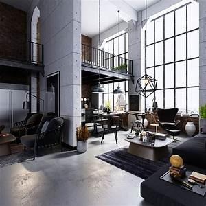 Modern, Industrial, Interior, Design, Definition, U0026, Home, Decor
