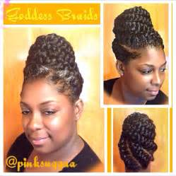 Hair Goddess Braids Hairstyles