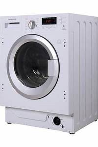 Seche Linge Encastrable : lave linge sechant encastrable thomson thbi6814wd darty ~ Melissatoandfro.com Idées de Décoration