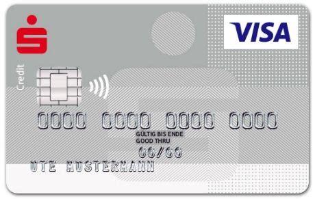 kostet eine visa karte bei der sparkasse creactie