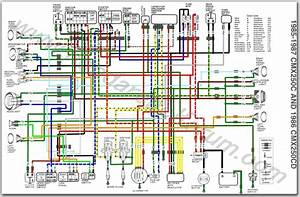2008 Honda Cmx250c Rebel Wiring Diagram