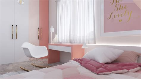 cool teenage girls bedroom ideas  minimalist concept roohome designs plans