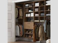 Bedroom Closet Organization & Storage Solutions by