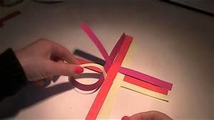 Girlande Basteln Vorlage : anleitung mit papierstreifen girlande basteln youtube ~ Watch28wear.com Haus und Dekorationen