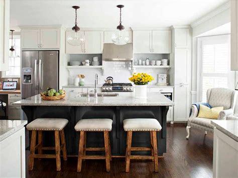 kitchen images with island 20 dreamy kitchen islands hgtv