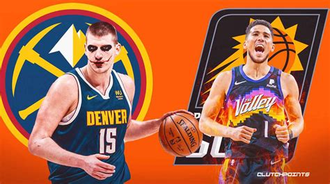 2021 NBA Playoffs Odds: Nuggets vs. Suns series odds ...