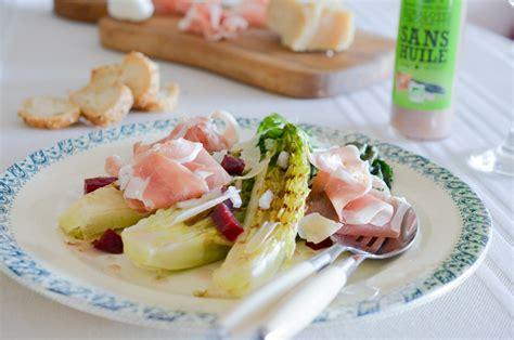 et cuisine marc veyrat romaine grillée et sa sauce salade échalotes ciboulette
