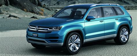 When is the new VW SUV coming out?