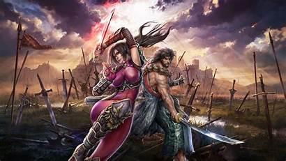 Soul Calibur Wallpapers Lost Wallpapersafari Swords