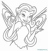Mushroom Coloring Fairy Getcolorings Cartoon sketch template