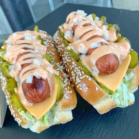 england style top cut hot dog buns recipe champions