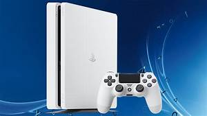 Glacier White PS4 Slim Revealed, Available Soon - Games ...