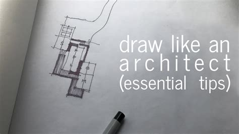 Draw Like An Architect