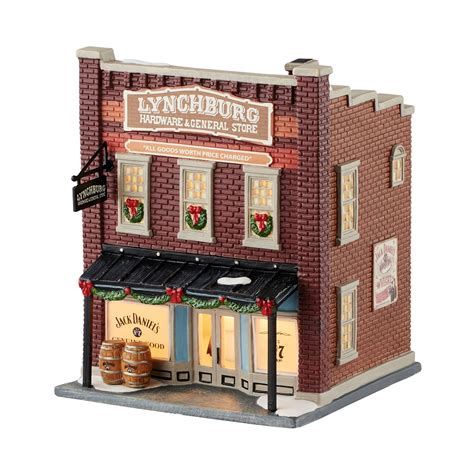 city lights collectibles department 56 4050948 lynchburg hardware and general