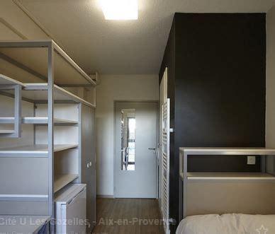 chambre universitaire aix en provence résidence crous gazelles 13 aix en provence lokaviz
