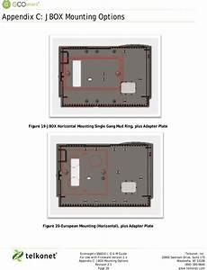 Telkonet Ss6010 Energy Management Controller User Manual