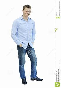Homme Debout Image Stock Image Du Vtement Moyen