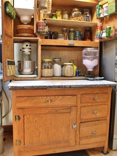 Hoosier Cabinet Home Design Ideas, Pictures, Remodel and Decor