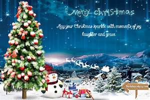 Make Your Own Winter Merry Christmas Cards With Free Online