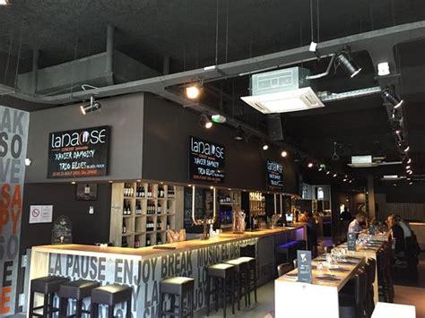 restaurant le bureau villeneuve d ascq la pause villeneuve d 39 ascq 261 boulevard de tournai